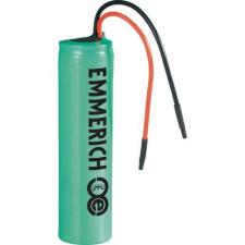 Emmerich ICR-18650 Li-ion akku, 2600 mAh, 3.7 V, tölthető elem