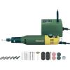 PROXXON Micromot FBS 50/E 42 részes Fúrógép csiszológép és marógép készlet ( Tápegységgel )