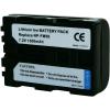 Conrad energy Sony kamera akku NP-FM30, NP-FM50, NP-FM51, NP-QM50, NP-QM51 7,2 V 1300 mAh
