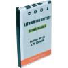 Conrad energy Casio kamera akku NP-20 3,7 V 550 mAh