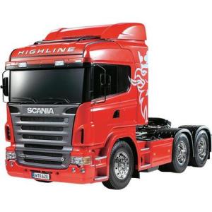 tamiya 1:14 Tamiya nyerges vontató: Scania R620 építőkészlet