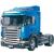 tamiya 1:14 Tamiya nyerges vontató: Scania R470