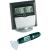 TFA Infra hőmérő és szobai hőmérő és higrométer, penészesedés és harmatpont jelzéssel TFA MS-10 SET