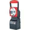Conrad AccuLux munka- és szükségáram fényszóró SL6 LED-del 456541 3 W-os Power LED pilotlámpa 5 mm LED-del 5 óra Fekete Piros