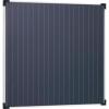 Conrad Amorf napelem modul 20W 12V Teljesítmény 20 Wp Névleges feszültség 18 V