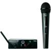 Conrad Mini vocal készlet ISM 1, AKG WMS 40 AKG ISM 1, 863 MHz, 65 - 20 000 Hz, 100 m, 30 felett h