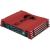 Raveland Végfokozat, 2 csatornás, Raveland XCA-200 Raveland 11862c2 2 csatornás, 10 - 50 000 Hz, 4 Ω, 2 x 150 W, Piros, 2 x 350 W