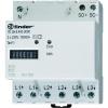 Finder Háromfázisú fogyasztásmérő, 3 x 65 A, 1 Tarif, MID
