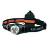 LED LED Lenser H3 fejlámpa elemlámpa
