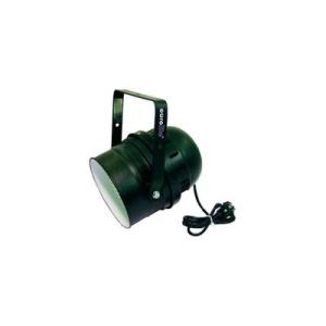Eurolite Eurolite LED Spot PAR 64 RGB rövid, fekete