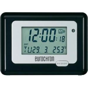 Conrad Eurochron Rádiójel vezérlésű ébresztőóra, EFW 100 Meteotime II (Sz x Ma x Mé) 117 x 84 x 45 mm