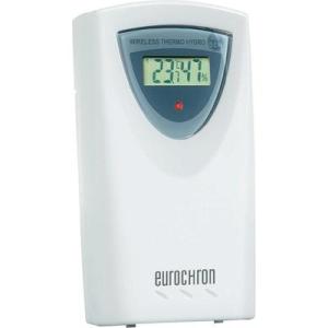 Conrad Külső hő- és páramérő érzékelő, Eurochron TS 34C 433 MHz