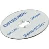 Dremel Dremel SC 456 SpeedClic 38 mm átmérőjű 5db-os fém vágótárcsa készlet