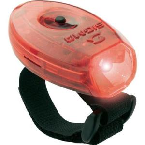 Conrad LED-es biztonsági villogó, piros fényű