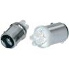 Conrad 12V-os LED izzó fehér BA15d