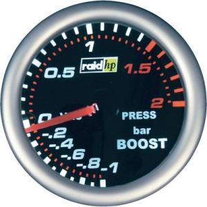 raid hp Turbo nyomás jelző