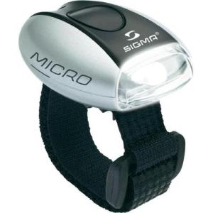 Conrad LED biztonsági fény, ezüst/fehér, Micro