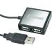 4 PORTOS USB HUB 2.0 KÁBELLEL
