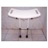 Falra szerelhető zuhanyzószék D-4311