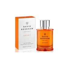 David Beckham Instinct Sport EDT 50 ml parfüm és kölni