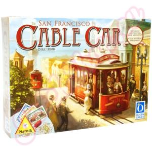 Piatnik San Fransisco Cable Car