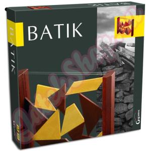 Gigamic Batik a formák és játékosok harca