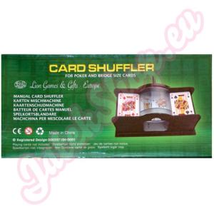 Piatnik Manuális kártyakeverőgép