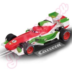 Carrera Go!: Verdák 2 Francesco Bernoulli pályaautó