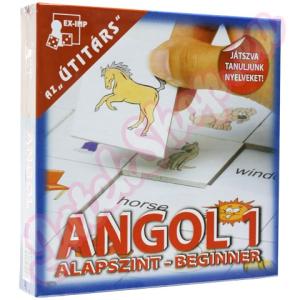 EX-IMP Angol 1. alapszint oktató társasjáték