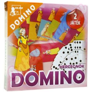 EX-IMP Hercegnők dominójáték