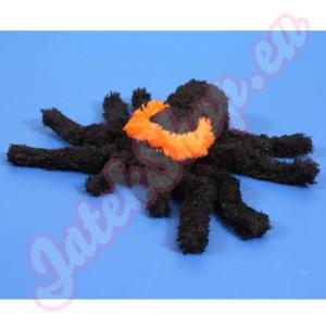 Semo Toys Plüss madárpók fekete-narancs 13cm