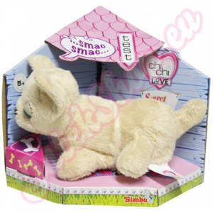 Simba Toys Chi Love: Sweet Baby édes kiskutya -