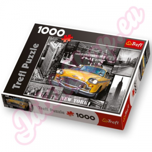 Trefl New York City kollázs 1000 db-os puzzle
