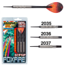 Dart szett Winmau FOXFIRE 80% soft 2035, 18g
