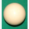 - Golyó Pool Fehér 57,2 mm normál méretű