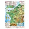 Stiefel Eurocart Kft. Élémantaire Faits de France - Tények Franciaországról (oktatótabló)