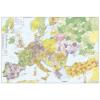Stiefel Eurocart Kft. Európa Törökország postairányítószámos térképe, keretezettt