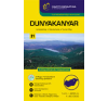 Stiefel Eurocart Kft. Dunakanyar turistatérkép térkép