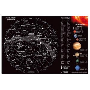 Stiefel Eurocart Kft. Csillagok csillagképek és bolygók könyöklő