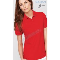 GILDAN 94800L női piké póló - színes