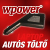 WPOWER Acer Travelmate 8000 autós töltő