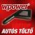 WPOWER HP Mini 210 netbook autós töltő