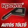 WPOWER Toshiba Satellite 220, 235 autós töltő