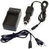 WPOWER Casio NP-50, NP-50DBA akku töltő