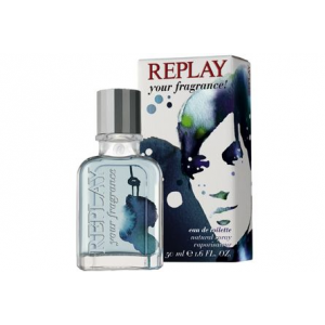 Replay Your Fragrance Refresh EDC 50ml