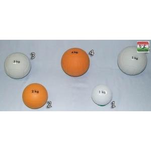 Plasto Súlylökő golyó, tornatermi - 3 kg PLASTO