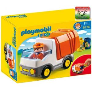 Playmobil Szemeteskocsi - 6774