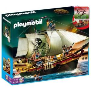 Playmobil 5135 - Támadó kalózhajó