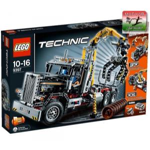 LEGO Technic - Fakitermelő kamion 9397