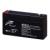 Ritar Ritar RT613 6V 1,3Ah zselés akkumulátor